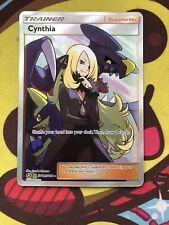 Pokemon Cynthia SV82/SV94 - Full Art Supporter - SM Hidden Fates - Shiny Vault