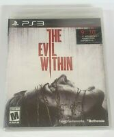 The Evil Within Sony PlayStation 3