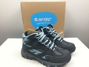Hi-Tec - Lima - Womens Hiking Shoes - Size US 8 - New - Walking - Waterproof -