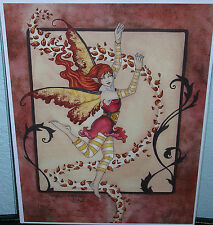 Amy Brown - Autumn Harmony - Limited Edition