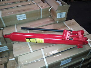 8000kg (8 ton) Long Ram Hydraulic Jack Quick Double Pump Action (Save Time)