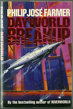 Dayworld Breakup by Philip Jose Farmer - First edition