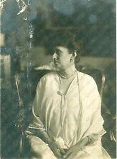 1935 ca FIRENZE Pittrice Eleonora CALABRINI CORSINI Dama di Corte *Fotografia