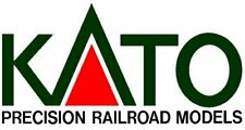"""Kato 20-824 UNITRACK Curved Bridge Set R481-60?? 19"""" 481mm 60d Red N scale New"""