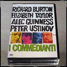 I COMMEDIANTI Raro DVD SIGILLATO Liz Taylor Burton Warner Bros FUORI CATALOGO