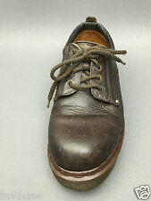 Dr. Martens Made in England Men's Leather Oxford  Brown Shoe Size 9