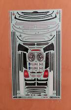 RC Tamiya Decal 58295 Mini Cooper NEU NIB 2002