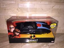 DISNEY'S INCREDIBLES 2 DIECAST INCREDIBLE CAR 1:24 SCALE