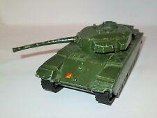 "Dinky Toys Super Centurion Army Tank 6"" Long"