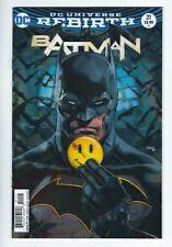 Batman #21 Fabok Lenticular Variant The Button Part 1 DC Rebirth 2017