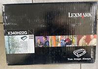 Lexmark X340H22G Photoconductor Kit X340 X342 Genuine New Sealed Box