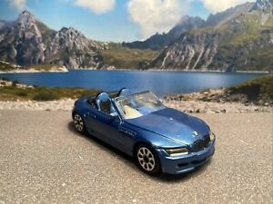 Burago Bmw M Roadster 1:43 Scale Made In Italy