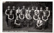 West Dulwich. Thurlow Grange by T.H.Everitt, Upper Norwood. Girl Group.
