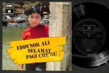 "Mega Rare Malay Teenager Singer Eddynor Ali 1971 P.Ramlee Song EMI 7"" MEP522"