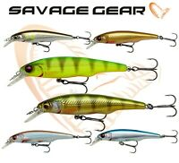 Savage Gear Fishing Lures GRAVITY TWITCH SR All Sizes Predator Tackle Perch Pike