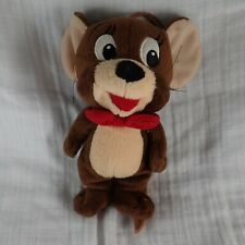 Warner Brothers Jerry the Mouse Bean Doll - Euc