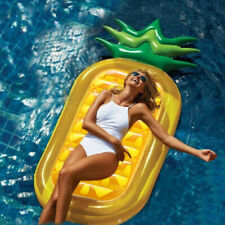 Pineapple Inflatable Raft Swimming Pool Floats for Outdoor Party Adults&Kids US