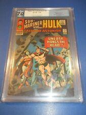 Tales to Astonish #76 Silver age Hulk Sub-mariner PGX 7.0 Not CGC JP