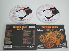 Various/Techno Trax vol. 9 (ZYX Music ZYX 70084-2) 2xCD ALBUM