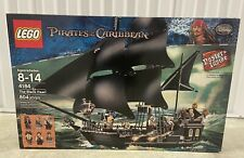 Lego Pirates of the Caribbean - The Black Pearl 4184 - NEW IN SEALED BOX