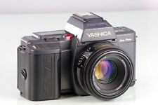 YASHICA CLASSIC CAMERA REFLEX AF 230 + AF 1.8 50mm  CLA MADE IN JAPAN