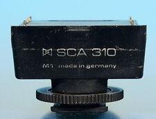 Metz SCA 310 relámpago adaptador Flash Shoe adapting for para Canon - (41620)