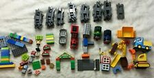 Lego Duplo Thomas and Friends Train Lot with James, Percy, Toby J11