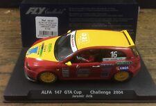 slot fly 88197 Alfa Romeo 147 GTA Cup Jirik Challenge 2004