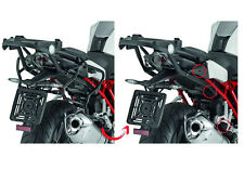 GIVI QUICK RELEASE V35 SIDE BAG MOUNT KIT FOR BMW R1200R/RS - PLXR5117