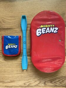 Mighty BEANZ Lot of 44 Beans With Red Case