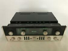 Vintage Mcintosh C22 Tube Preamplifier In Good Working Condition