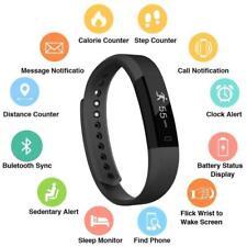 New Smart Fitness Activity Tracker Bluetooth Watch Sports Bracelet Fit Bit Style