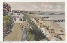Lowestoft, Kirkley Cliff and Beach, IXL Series Postcard, B431