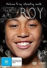 Boy Taika Waititi Region 4 DVD