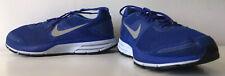 Nike Air Zoom Pegasus 29 Running Shoes Size: UK 8 Blue Lightweight
