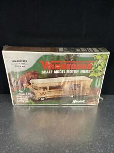 Old Normatt Winnebago motorhome, 1/20 scale. NEW IN THE BOX