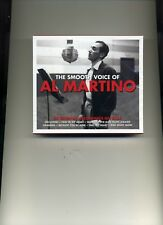 AL MARTINO - THE SMOOTH VOICE OF AL MARTINO - 2 CDS - NEW!!