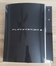 Sony Playstation 3 PS3 Console 60GB CECH-A01 Backwards Compatible PS1 PS2