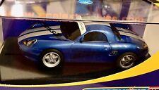 "scalextric slot cars 1/32.  C2737 Porsche Boxster ""Blue"". NIB .Free Shipping"