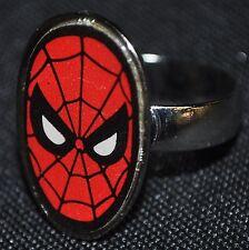 Spider-Man Premium Vitamin Rare Metal Ring Send Away - Marvel (1970s) ITB WH