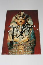 King Tut 1979 Calendar - New and Never Been Used