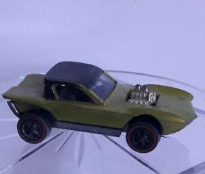 hot wheels redline python 1968 (MB)