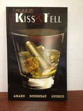 RUULE Vol. 2 KISS & TELL Trade Paperback Book TPB Amano Rousseau IMAGE COMICS