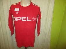 "FC Bayern München Adidas Langarm Europa-Pokal Version Trikot 1989/90 ""OPEL"" Gr.S"