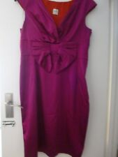BELLE by OASIS Magenta Sleeveless Empire Line Dress Size 16/42