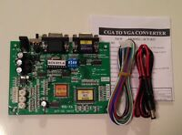 NEW! Wei-ya CGA to VGA Converter ACV-011 For Arcade Video Games