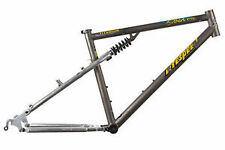 Titanium Only Bicycle Frames