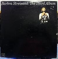 BARBRA STREISAND the third album LP Mint- CL 2154 Vinyl 1964 Record