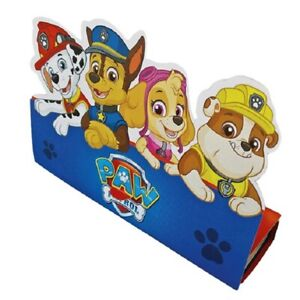 PACK OF 8 PAW PATROL PARTY INVITATIONS
