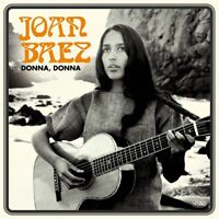 JOAN BAEZ - DONNA DONNA   VINYL LP NEW+